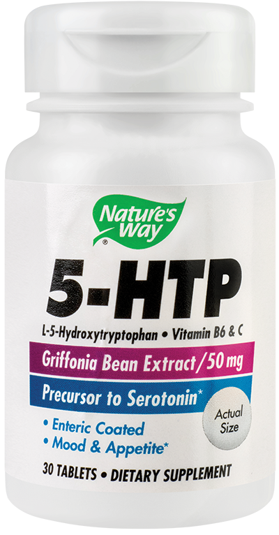 Nature's Way 5-HTP 30 tablete