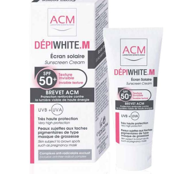 ACM Depiwhite M Crema protectie SPF50+ 50 ml