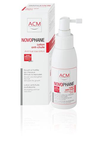 ACM Novophane Lotiune impotriva caderii parului 100 ml