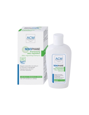 ACM Novophane Sampon sebo-regulator 200 ml