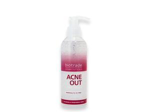 Biotrade Acne Out OXY WASH Gel de curatare ten gras 220 ml