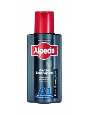 Alpecin Active A1 Sampon par normal/uscat 250 ml