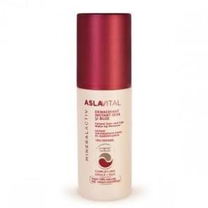 Aslavital Mineralactiv Demachiant instant ochi si buze ten sensibil 100 ml