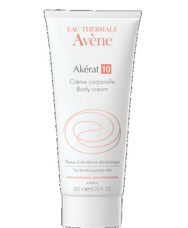 Avene Akerat Crema de corp piele uscata/sensibila 200 ml