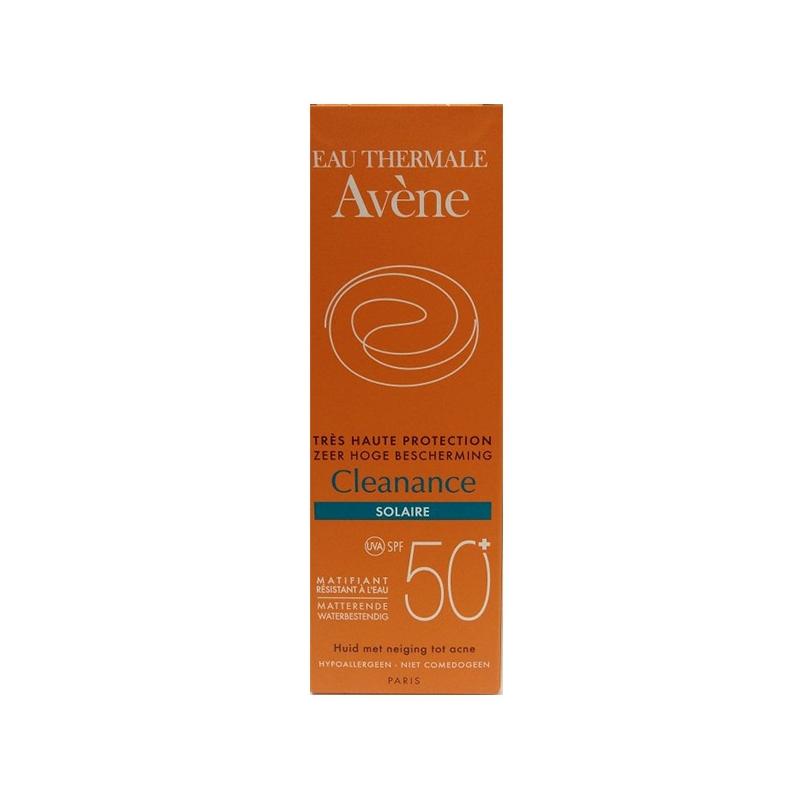 Avene Cleanance Solaire Emulsie SPF50 50 ml