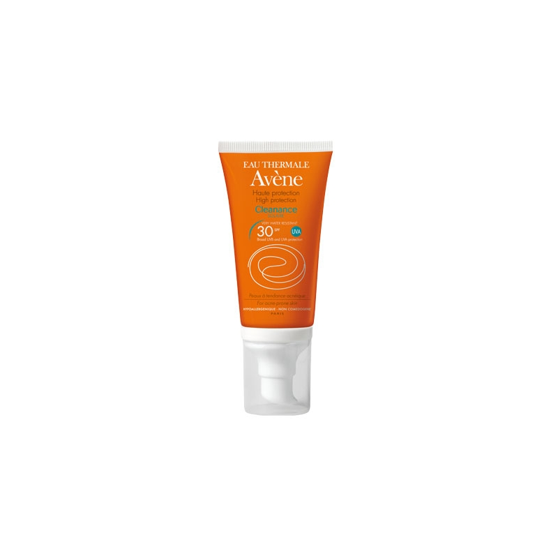 Avene Cleanance Crema protectie solara SPF30 50 ml