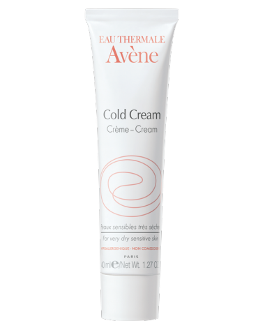 Avene Cold Cream Crema ten uscat/sensibil 40 ml