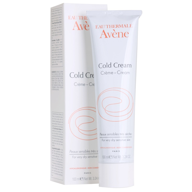 Avene Cold Cream Crema ten uscat/sensibil 100 ml