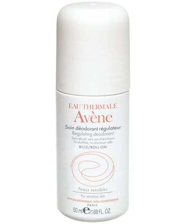 Avene Deodorant regulator roll-on piele sensibila 50 ml