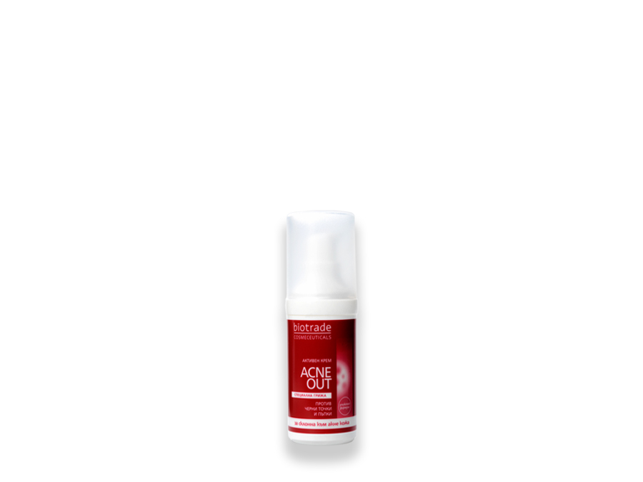 Biotrade Acne Out Active Crema  30 ml