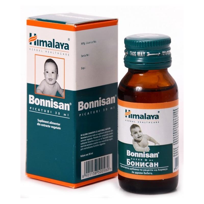 Himalaya Bonnisan picaturi 30 ml