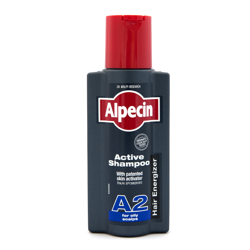 Alpecin Active A2 Sampon par gras 250 ml