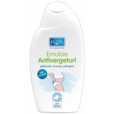 Cosmetic Plant Emulsie antivergeturi Me&Mom 200 ml