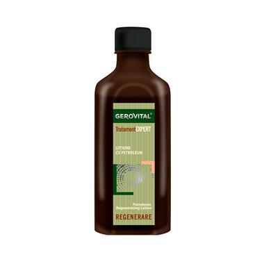 Gerovital Tratament Expert Lotiune cu petroleum 100 ml