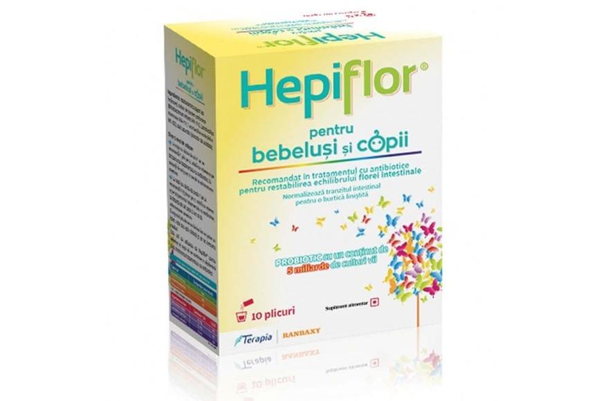 Hepiflor Baby 10 plicuri