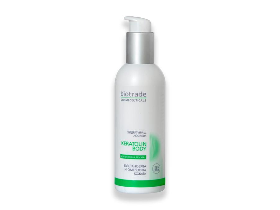 Biotrade Keratolin Lotiune pentru corp 12% Uree 200 ml