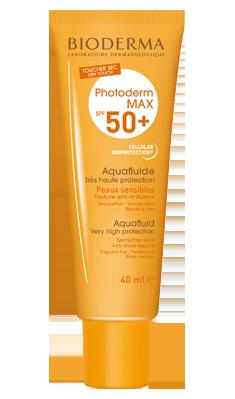 Bioderma Photoderm MAX Aquafluide SPF50+ 40 ml