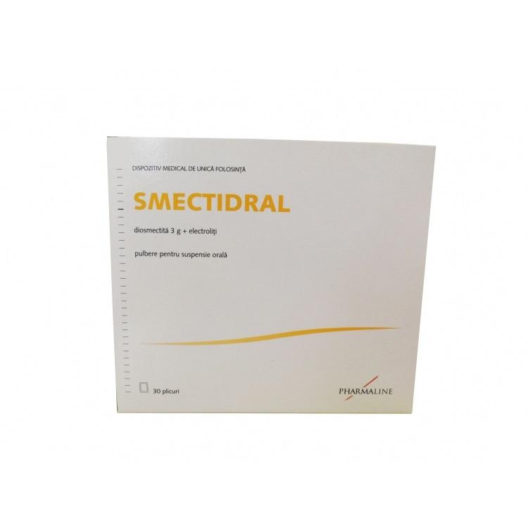 Smectidral 30 plicuri
