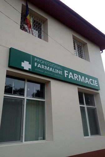 Farmacie Maneciu-Pamanteni - Farmaline