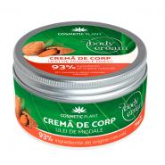 Cosmetic Plant Crema corp cu ulei de migdale dulci 200 ml