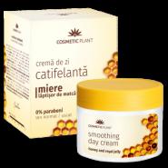Cosmetic Plant Crema de zi catifelanta cu Miere si Laptisor de matca 50 ml