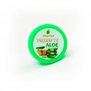 Abemar Med Unguent cu Aloe Vera 20 g