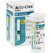 Accu-Check Active Teste glicemie 50 bucati