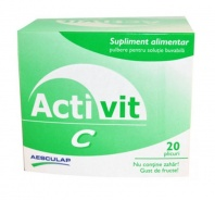 Activit C 60 mg 20 plicuri