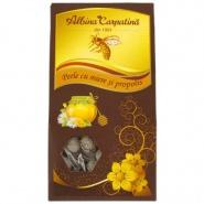 Albina Carpatina Perle cu miere si propolis 100 g