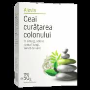 Alevia Ceai curatarea colonului 50 g
