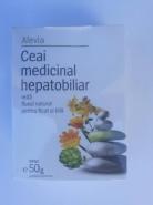 Alevia Ceai Medicinal Hepatobiliar 50 g