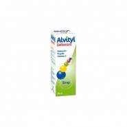 Alvityl Defense Sirop cu Echinacea, Propolis si Vitamina C 240 ml