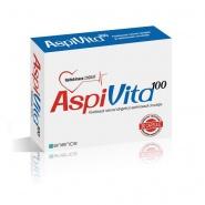 AspiVita 100 mg 30 capsule