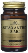 Astaxanthin 5 mg 30 comprimate