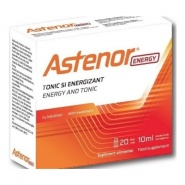 Astenor Energy Solutie orala 10 ml 20 fiole