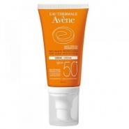 Avene Crema fotoprotectie pentru piele sensibila SPF 50+ fara parfum 50 ml