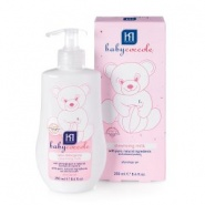 Baby Coccole Lapte detergent cu extracte de migdale ovaz si vitamina E 250 ml