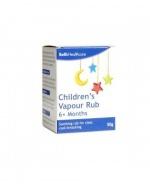 Baby Vapour Rub Gel respiri usor 6+ luni 50 g