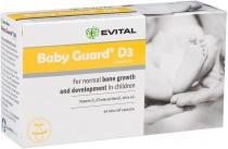 Baby Guard D3 Evital 40 capsule