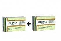 Baraka 100 mg 24 capsule 1+1 Cadou