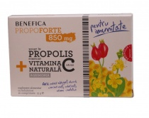 Benefica Propoforte 850 mg  10 comprimate