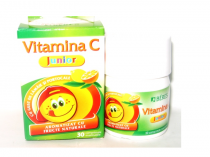 Beres Junior Vitamina C  30 comprimate masticabile