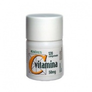 Beres Vitamina C 50 mg 120 comprimate
