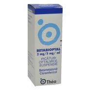 BETABIOPTAL 1,3 mg/g+2,5 mg/g X 1 GEL OFT. 1,3mg/g+2,5mg/g THEA FARMA S.P.A.