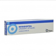BETABIOPTAL x 1 - UNG.OFT. UNG. OFT. 0,2g+0,5g/100g THEA FARMACEUTICI S
