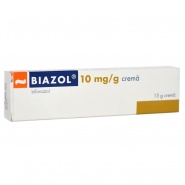 Biazol Crema 10 mg/g 15 g