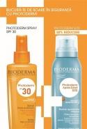 Bioderma Pachet Photoderm Spray SPF30 200 ml + SOS Spray dupa bronzare 125 ml 50% din al II-lea