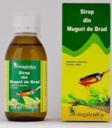 Biogalenica Sirop din Muguri de brad 150 ml
