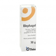 Blephagel Gel pentru igiena pleoapelor si a genelor 30 g