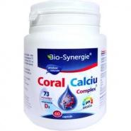 Calciu Coral Complex 60 capsule